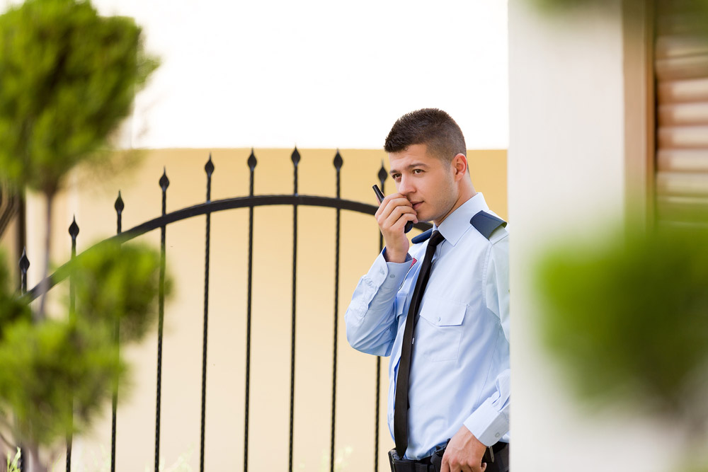 Apartment Building Security Guard Cost Estimate