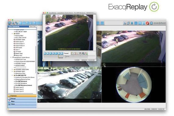 Secusity Magazine - Suspect Tracking, Video Bookmarks