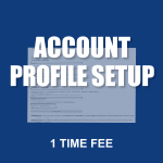 GASQ Account Profile Setup Fee