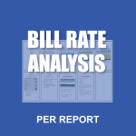 GASQ Bill Rate Analysis Report