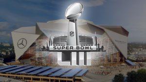 Super Bowl 2019 in Atlanta